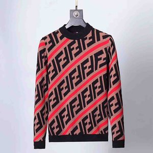 Мужской трикотажные пуловеры дизайнер свитер = 2019 Мужчина O-шея Повседневного вязания Перемычки Свитер мужской Длинных пуловеры известной бренд Женщина свитер