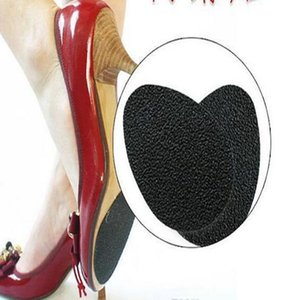 100% New Anti-Slip Self-Adhesive Shoes Mat High Heel Sole Protector Rubber Pads Cushion Non Slip Insole Forefoot High Heels Sticker