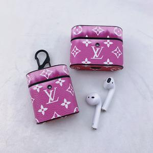Cover Designer para a Apple Airpods Pro Estojo de protecção para airpods 1/2 caso casos fone de ouvido sem fio para AIRPod 1 2 3 caso D14 A08