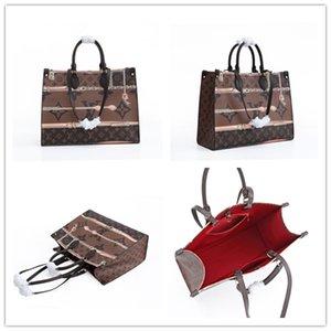 LOU1S VU1TTON M44571 onthego women twist designer luxury handbags messenger shoulder bag pockets Totes Shopping bags Backpack Key Wallets