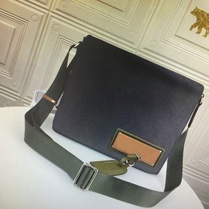 MM PM DISTRETTO Messenger Bag Gaston Etichette Shoulder Bags Eclipse Tela uomini di modo Cartella sottile all'aperto Messenger Man Cross Body Bag