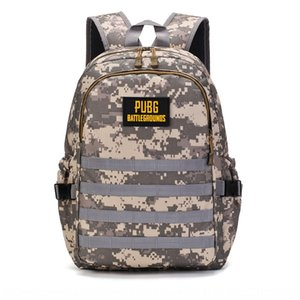 Bsy4n New three-level camouflage primary and secondary school students large capacity boys Waterproof bag backpack and girls waterproof bag