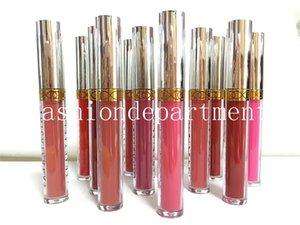 재고 ! 새로운 메이크업 립스틱 매트 립글로스 화장품 다양한 사용 가능한 12 인기있는 색상 = 1 세트