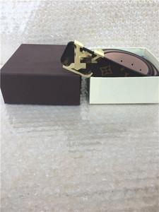2020Men Business leisure Belt With box Luxury designeLouìs Vuìttõn Fashion ggbuckles belts for mens women Pearl Jeans waist belt