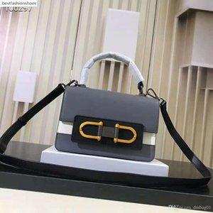 Rosa Fula New Style Top de ombro do couro genuíno Bolsas Mensageiro de luxo Designer famosa marca Crossbody Bag 4 cores opcionais