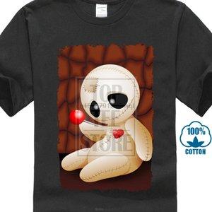 부두 인형 만화에서 사랑 T 셔츠 남성의 경우는 T 셔츠 브랜드 아버지의 날 O-목 티 셔츠 고유에 짧은 소매 @ 100 % 면화 탑