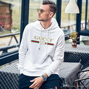 men Luxury Designer Brand  men's and women's cotton sweaters hoodies fashion long-sleeved