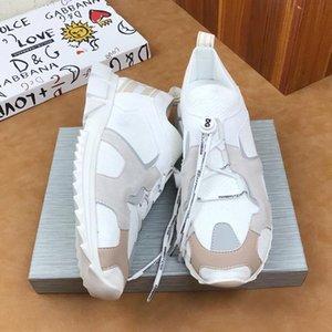 2020 Luxury ; Luxury Shoes Tipo Moda Uomo traspirante Mens casuali scarpe sportive misto Scarpe di lusso -Material Sorrento Trekking Sneakers