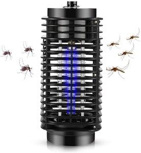 110V 220V 전기 모기 버그 신랄한 비평 킬러 LED 랜턴 플라이 포수 비행 곤충 파티오 야외 캠핑 램프