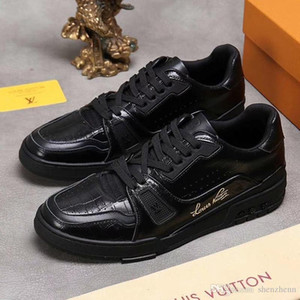 Mens Shoes Outdoor Athletic Daily Runner Sneaker Flat Casual Shoes For Men Chaussures Pour Hommes Luxury Trainer Sneaker -Exclusively Online
