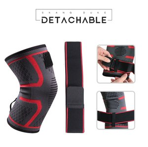 Newest knee support tennis bike riding badminton running fitness knee pads outdoor climbing sport knee pads fast shipping