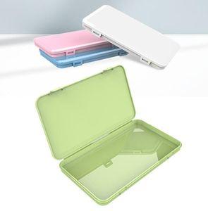 Antipolvere Maschera caso portatile maschere monouso viso Container sicuro l'inquinamento-free monouso Maschera Storage Box Bins GGA3569-3