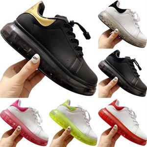 2020 MQ Çocuklar Hepsi Deri Low Cut Kaykay Ayakkabı Originals MQ Çocuklar Düşük En Kristal Zoom Air Kıtıklanması Sneaker