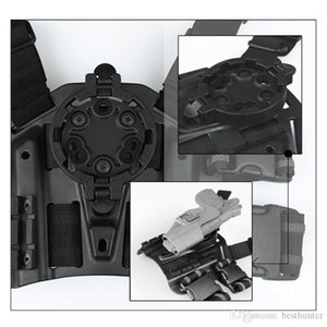 Hunting Tactical Pistol Gun Holster Platforms Adapter Quick Disconnect System OD Mount at Any Of The 360 Degree Angles SS-35