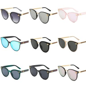 2020 Fashion Buffalo Horn Sunglasses Sport Attitude Wood Sun Glasses For Men Women Unisex Rimless Rectangular Clear Lens With Lunettes#155