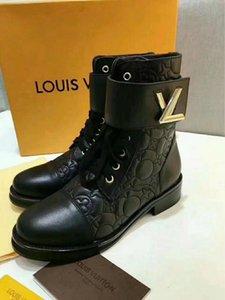 Ting2594 6131 Klasik Elektrik Nakış Martin Boots Binme Yağmur Boot Boots Patik Sneakers Elbise Ayakkabı