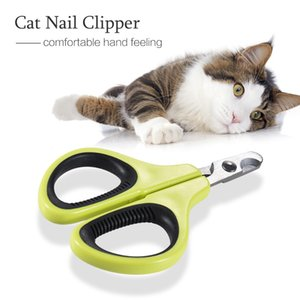 Pet Nail Clippers Cat Ciseaux Cutter Trimmer pour chaton chiot Rabbin Oiseau Ferret