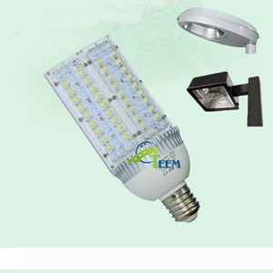 High Power Led light CREE E40 LED Street Light 60w 80w 120w 160w 200w Led corn lights bulbs Garden Road Lighting Lamp 8888