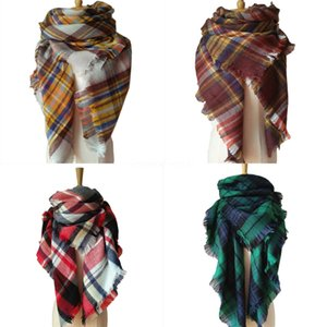 Winter Scarfs For Women Wave Chevron Infinity Teens Circle Loop Ring Scarf 2020 Fashion Cotton Infinity Wholesale#464