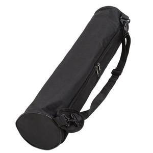 Yoga Mat Çantası Taşınabilir Tuval Yoga Mat Taşıma Omuz Çantası Pilates Egzersiz Pad Taşıyıcı Su Geçirmez Sırt Çantası