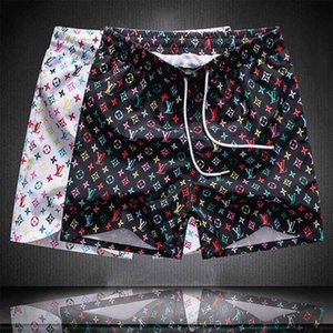 20200 New fashion men's sports beach shorts Medusa shorts shorts jogging casual fitness men's shortsS