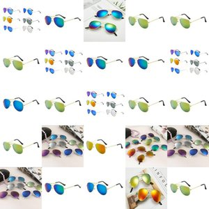 Children Colorful Reflective Yurt Sunglasses For 13 Year Old Boy Gafas Bebe Occhiali Da Vista Bambina 2018 Lunette Pour Bebe bdehome WkuPP