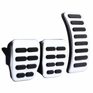 Car pedal Cover Non-Slip Car MT AT Pedal Pad Cover For Lavida New POLO Bora Fabia Golf 4 Generation lhub#
