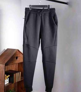 2018 automne nouveau pantalon Paris mode avec lettre couture pantalon de jogging sport pantalons décontractés pour hommes d'impression de gros
