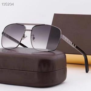 2020 Explosión dios película de alta definición masculina que tiene gafas de sol gafas finas ocasionales templos de la placa de los hombres únicos de artesanía 2810