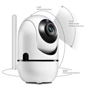 Ip camera 720p Wireless Smart Home Camera CCTV Wifi Night Vision IR Baby Monitor
