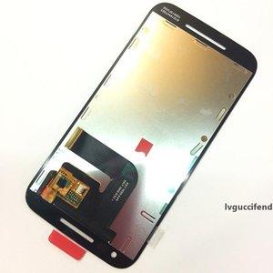 LCD Ekran Sayısallaştırıcı Meclisi için Motorola MOTO G3 G (3nd Nesil) XT1544 XT1550 XT1540 XT1541 XT1543 yok Çerçeve Yedek Parça Siyah