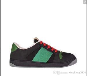 PVC Malzemeleri iyi Kalite Lace Up Sneakers ss02 ile 2019Newest ÇİÇEKLER TEKNİK CANVAS YÜKSEK TOP SNEAKERS Bayan Ünlü Tasarımcı Ayakkabı