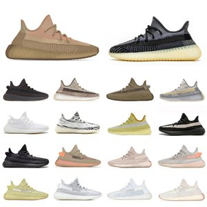 V2 Eliada Zyon Asriel Israfil Sulphur Kanye West Erkek Spor tasarımcısı Sneakers Cinder Marsh Tail Light Desert Sage Abez Oreo Men Women trainers Running Shoes