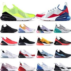 nike air max 270 2019 Yeni Gerçek Formu Hiper Uzay Kil Statik Erkek Koşu Ayakkabıları Kanye West Krem Beyaz Siyah Beyaz Bred Kadınlar Moda Spor Sneakers 36-48