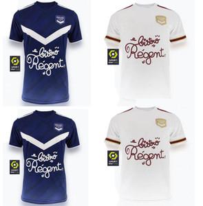 20 21 بوردو بالقميص لكرة القدم 2020 2021 مايوه دي القدم BRIAND S.KALU KAMANO BENITO DE أودين الرجال عدة قمصان كرة القدم الأساسية