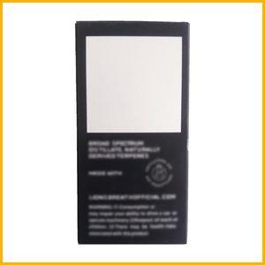lions breath cartridges Ceramic Coil 0.8ml No Leakage Atomizer dank vapes carts vape pen moon rock