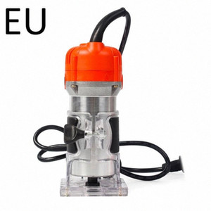 800W 30000rpm Wood Working Milling Machine Electric Trimmer Engraving Slotting Carving Wood Router DIY Woodworking Tools EU Plug vnSW#
