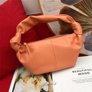 Alta calidad bolso de la almohadilla de la cadena se puede utilizar como bolso de mano y bolsas debajo del brazo diagonal damas bolso femenino de cuero pequeño paquete cuadrado