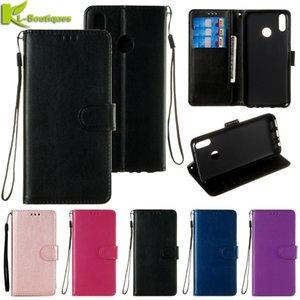 Für Xiaomi Mi A2 Lite-Kasten für Coque Xiomi Xiaomi Mi A2 A 2 Lite Abdeckung Solid Color-Mappen-Schlag-magnetischer lederner Telefon-Kästen