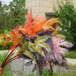 """Gefälschte Lange Stamm Cycas Revoluta Thunb 37"""" Länge Simulation Kunststoff Greenery für Hochzeit Startseite Dekorative Künstliche Pflanzen"""