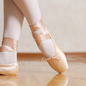 Kids Dance Slippers Adult Professional Canvas Soft Sole Ballet Shoes Girls Women Children Ballet Slippers Shoes