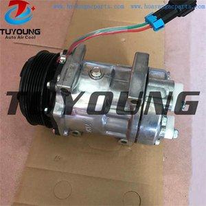 SD7H15 de haute qualité 4382 4481 compresseur ac véhicule routier international tout modèle 2602121C91 3547916C1 3615169C2