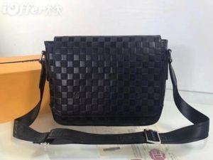 2018 New Leather N41286 Men Briefcase Bag Purse Wallet Messenger Shoulder Crossbody Handbags Totes Boston Bags