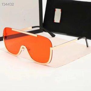 Design Hot Styles Fashion Marque Mesdames Lunettes de soleil 2020 Nouveau Sports et assiettes G Trop de lunettes Unique Vendre Fine Loisirs Miroir Jambes High-Qua HiQB