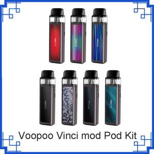 2020 VOOPOO Vinci Pod Kit 30W intégré 900mAh Batterie 4 ml Cartouche avec PnP-MV4 Bobines Nouveau magnétique d'aspiration du réservoir 0268166