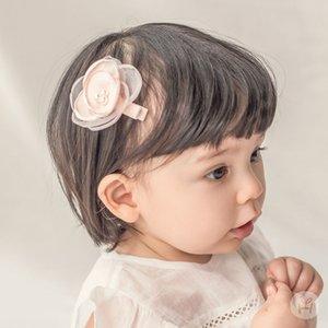 Coreano anni, Corea del fiore accessori per neonati BB tornante carta lato bambino nodo principessa anni accessori foto