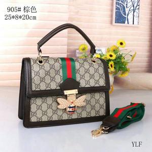 Nombre clásico del conjunto diseñadores de moda de las mujeres Bolsas Carteras cadena de cuero bolsa de Crossbody Bolsa de hombro del totalizador del mensajero del monedero del bolso
