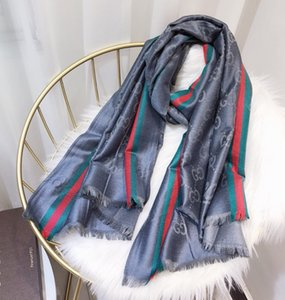 2020 New women Scarf High quality fashion beautiful Silk floss material free shipping size 180*70 cm 070438