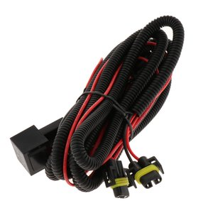 Led Light Bar Wiring Harness Kit , On Off for Led Driving Light Work Lights Totally(6.5ft)