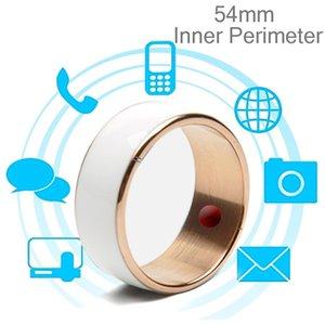 JAKCOM R3F 18K розовое золото Смарт кольцо, водонепроницаемый пылезащитный, Health Tracker, беспроводной Sharing, Push сообщение, Внутренний Периметр: 54mm